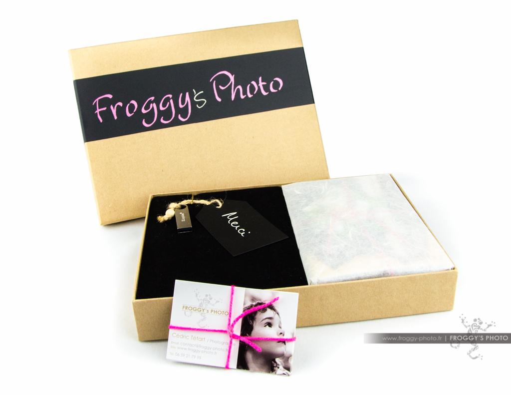 Photographe de mariage - votre packaging