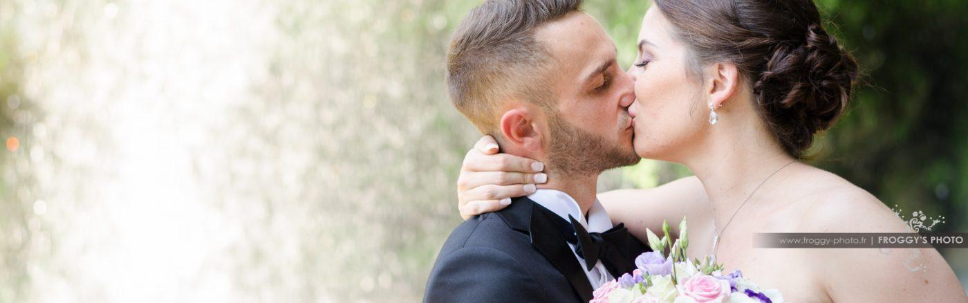Reportage mariage : Photo de couple