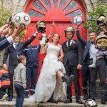 Photos de mariage dans le Cantal avec Emilie & Alexis