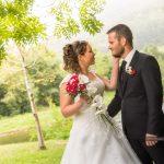 Mariage dans le Cantal avec Emilie & Alexis